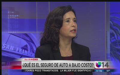 Seguro de auto para personas de bajos ingresos en CA