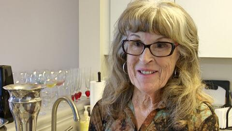 Gayle McCormick decidió separarse de su esposo tras la eleccion d...