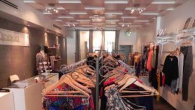 Acqua es una boutique que lleva nueve años en Coral Gables, dándole aten...