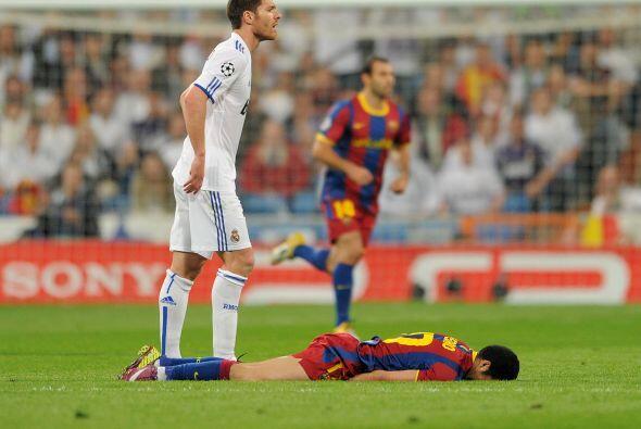 Los momentos duros no faltaron. El partido estaba caliente antes de empe...