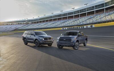 Las Toyota Sequoia TRD Sport y Tundra TRD Sport 2018