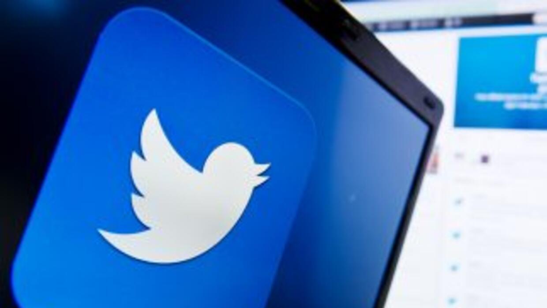 Twitter dio a conocer la noticia a través de un tweet.
