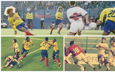 Estados Unidos y Colombia abren los 100 años de la Copa América con un e...