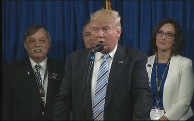"Donald Trump: ""Voy a desarmar varias órdenes ejecutivas que tengan que v..."