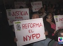 Demandan el cese de abusos policiacos