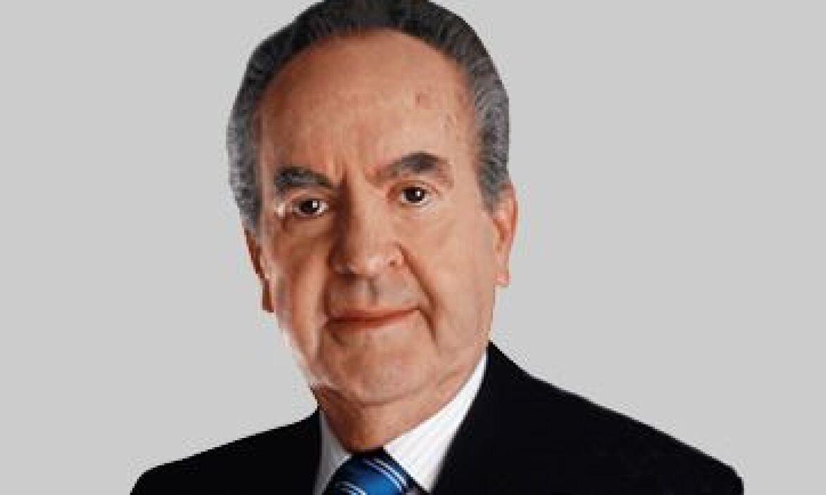 3. Alberto Bailléres. Presidente del consejo de la minera Peñoles, así c...