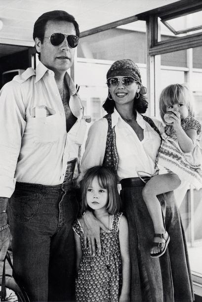 El 29 de noviembre de 1981, tomaba un viaje en bote con su marido, el ac...