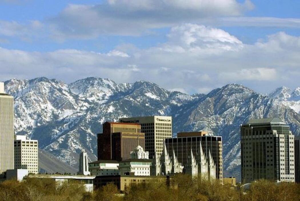 20. Salt Lake City: Aunque aparece en esta lista, curiosamente también q...