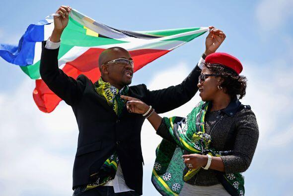Las enseñanzas de Madiba serán un punto de unión pa...