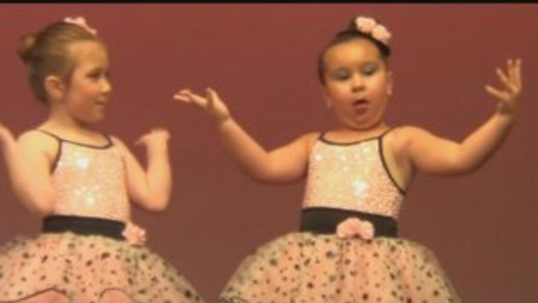 La niña que se robó el show imitando a Aretha Franklin