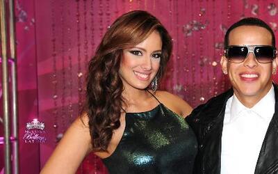 Aleyda Ortiz y Daddy Yankee: Orgullos boricuas