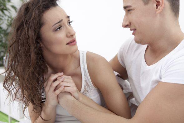 Acepta que te quiere: Si eres de las que se la pasa cuestionando los sen...