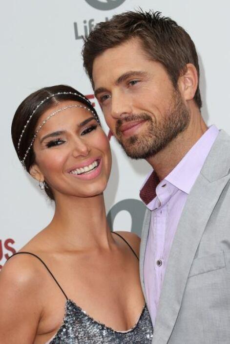 La puertorriqueña cautivó al actor con su hermosa sonrisa y cuerpazo de...