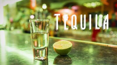 El caballito de tequila, la forma tradicional de servir este destilado