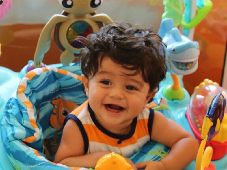 Baby Joshua Despierta América