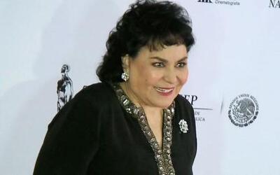Carmen Salinas podría perder su casa por una demanda