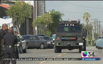 Fugitivo paralizó el comercio en San Pedro