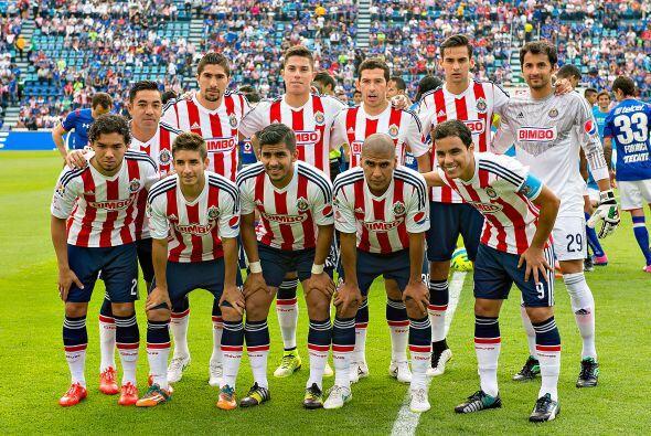 Comparados con el torneo anterior, Veracruz, Puebla y Chivas llevan una...