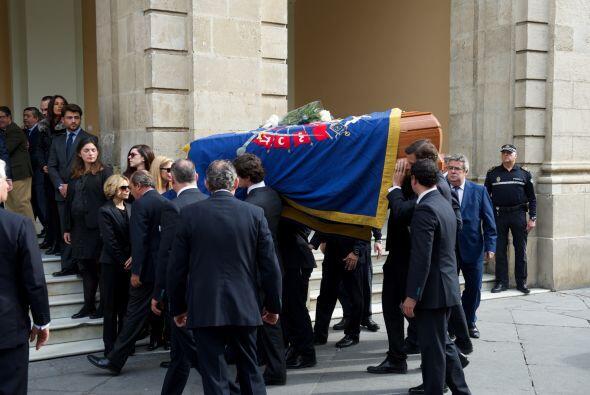 El funeral se llevará a cabo el 21 de noviembre al medio d&iacute...