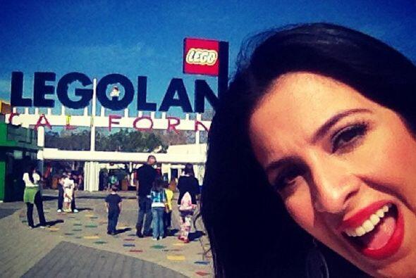 """#LegoLand #saturday #fun #MaityOnTheRoad #DespiertaAmerica #Univis..."