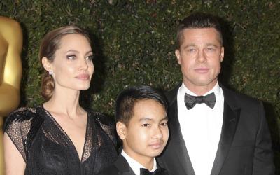 Angelina Jolie es solo la mami de sus hijos