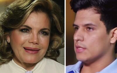 Natalia Baeza planea apoyar la carrera musical de Luis Alberto Aguilera,...