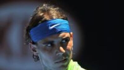 Rafael Nadal no tuvo problemas para meterse a la ronda de cuartos de final.
