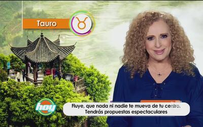 Mizada Tauro 30 de septiembre de 2016