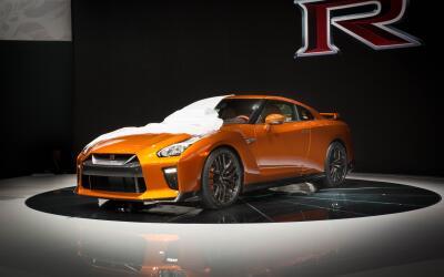 Nissan GT-R 2027 revelado en el Auto Show de Nueva York