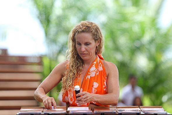 Aunque nació en Argentina, Alejandra vive con su esposo en Puerto...
