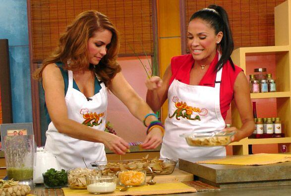 Todos en el foro querían probar esta rica receta preparada por Karla y L...