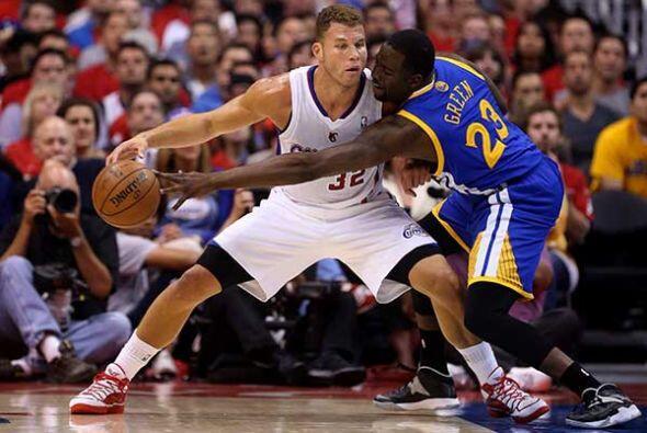 Los Ángeles Clippers vs los Warriors de Golden State - Segundo partido:...