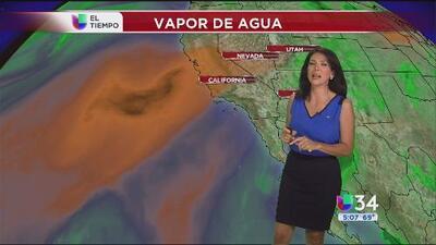 Los Ángeles tendrá un martes parcialmente nublado