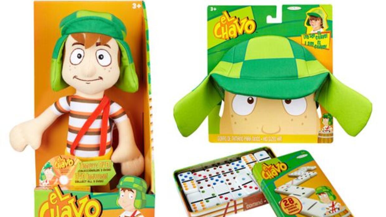Los productos incluirán figuras de acción, muñecos de peluche, juegos d...