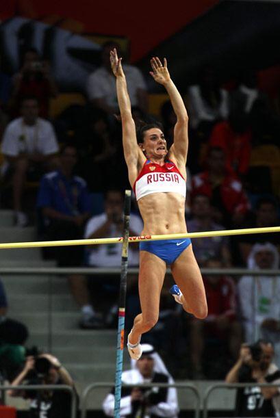 La capital de Qatar fue la sede del Mundial de Atletismo bajo techo en e...
