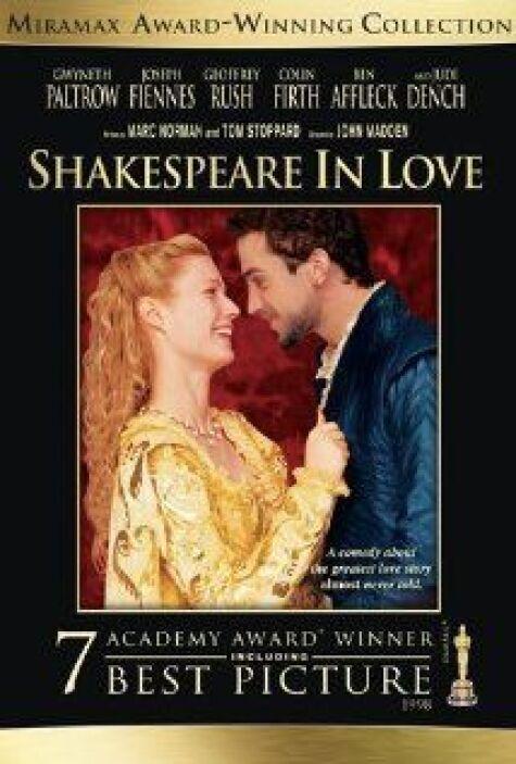 Esta historia nos muestra a un Shakespeare enamorado en la etapa donde e...