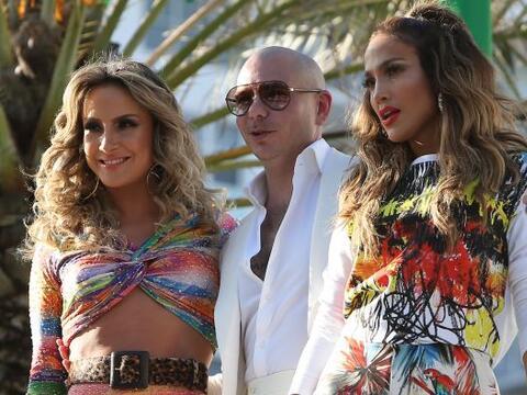 Ellos irán a Brasil, pues son los encargados de ponerle la música a la a...