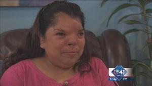 Alejandra espera un milagro médico
