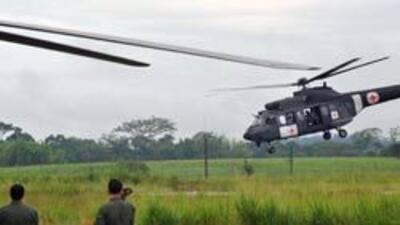 Familias de secuestrados por FARC claman por canje 0090239ef2f5467f97e22...