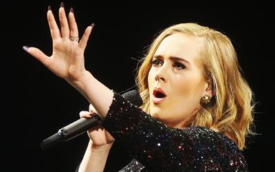 Adele anunció que se volverá a retirar de la escena musical