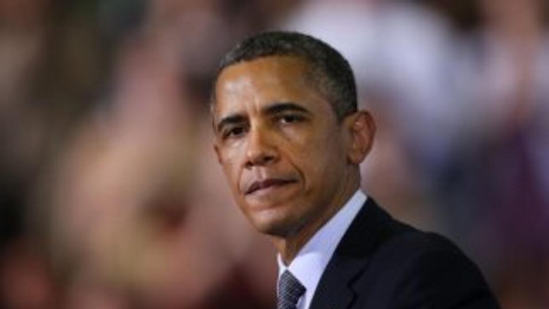 El presidente Obama habló con el Departamento de Policía para expresarle...