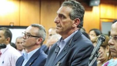 El Tribunal Supremo de Justicia de Venezuela condenó a Vicencio Scarano...