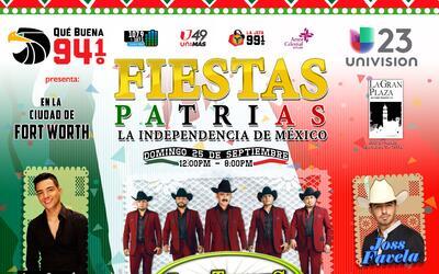 Fiestas Patrias Qué buena 94.1