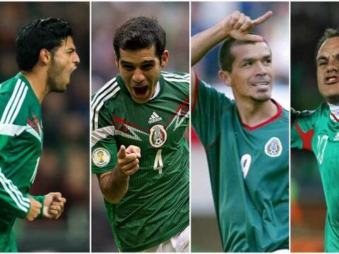 Carlos Vela se sumó a una pequeña lista de jugadores como...