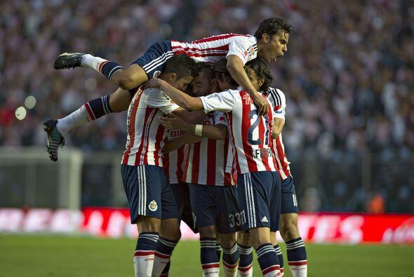 El equipo de Guadalajara y el 'Chepo' de la Torre puede presumir con gol...