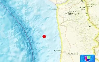 Declaran estado de emergencia en Chile después del sismo de 8.2