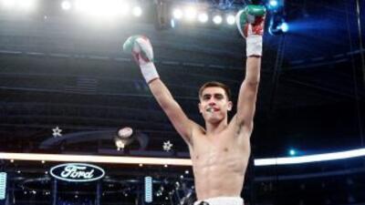 Roberto Marroquín peleará contra Daniel Díaz en Solo Boxeo.