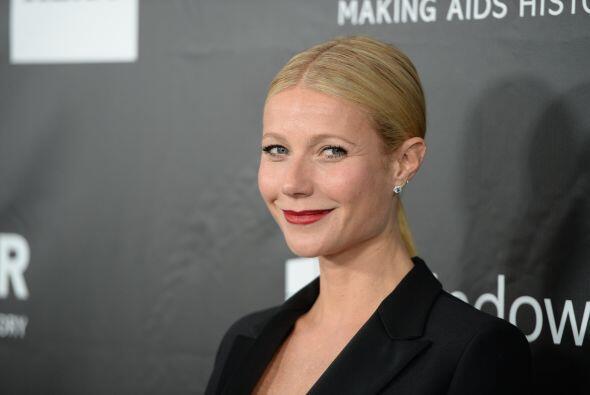Otra que aplicó el ´mejor sola, que  mal acompañada´ es Gwyneth Paltrow.