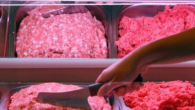 Problemas de salud por carne contaminada
