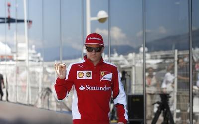 Raikkonen un año más con Ferrari.